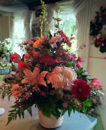 Beautiful Large arrangement of All Pinks for your Special Arrangement