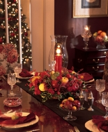 A Beautiful Holiday Setting
