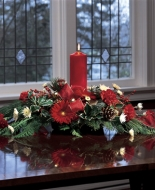 Beautiful Holiday Centerpiece